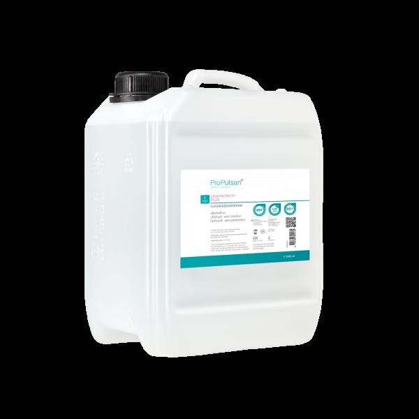 ProPulsan Flächendesinfektionsmittel ohne Alkohol | 5L | VAH Gelistet