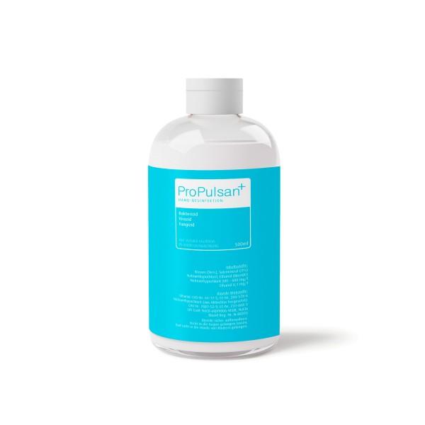 ProPulsan Handdesinfektionsmittel auf Wasserbasis, 500ml, VAH